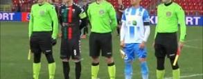 GKS Tychy 1:0 Stomil Olsztyn