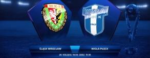 Śląsk Wrocław 1:1 Wisła Płock