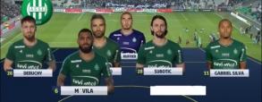 Saint Etienne 2:0 Guingamp