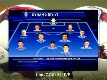 Dynamo Kijów 4:0 Worskła Połtawa