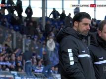 Eintracht Brunszwik 3:2 MSV Duisburg