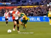 Feyenoord - Den Haag 4:0