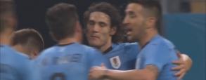 Urugwaj 2:0 Czechy