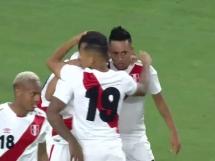 Peru 2:0 Chorwacja