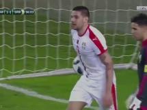 Serbia 1:2 Maroko