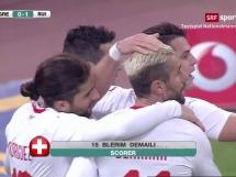 Grecja 0:1 Szwajcaria