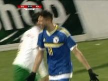 Bułgaria 0:1 Bośnia i Hercegowina