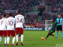 Polska 0:1 Nigeria
