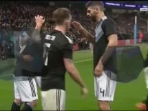 Argentyna 2:0 Włochy