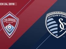 Colorado Rapids 2:2 Kansas City