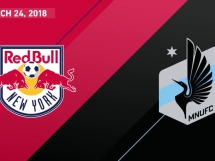 New York Red Bulls 3:0 Minnesota United