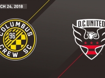 Columbus Crew 3:1 DC United