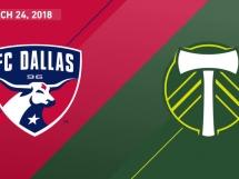 FC Dallas 1:1 Portland Timbers