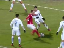 Dania 0:0 Chile