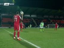 Nigeria 0:2 Serbia