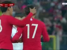 Polska 3:2 Korea Południowa