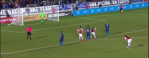 USA 1:0 Paragwaj