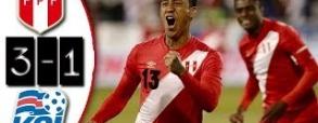 Peru 3:1 Islandia