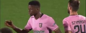 Entella 1:2 US Palermo