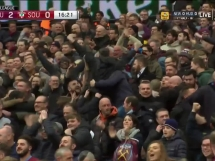 West Ham United 3:0 Southampton