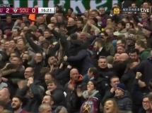West Ham United 3:0 Southampton