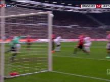 Hannover 96 2:3 RB Lipsk