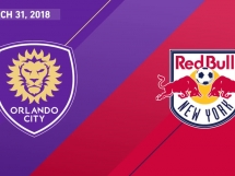 Orlando City 4:3 New York Red Bulls