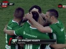 Ludogorets 5:0 Vereya