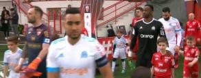 Dijon 1:3 Olympique Marsylia