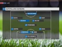 VfB Stuttgart 1:1 Hamburger SV