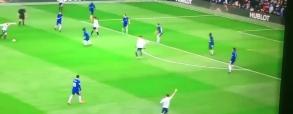 Fenomenalny gol Eriksena w meczu z Chelsea!