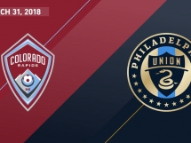 Colorado Rapids 3:0 Philadelphia Union