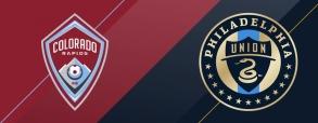 Colorado Rapids 3:0 Philadelphia Union