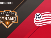 Houston Dynamo 0:2 New England Revolution