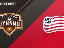 Houston Dynamo 0:2 New England Revolution