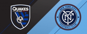 San Jose Earthquakes 1:2 New York City FC