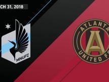 Minnesota United 0:1 Atlanta United