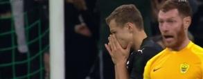FK Krasnodar 1:1 Andżi Machaczkała