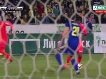FK Rostov 1:2 CSKA Moskwa