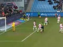 Aab Aalborg 0:3 Brondby IF