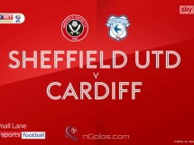 Sheffield United 1:1 Cardiff City