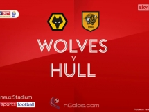 Wolverhampton 2:2 Hull City