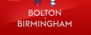 Bolton 0:1 Birmingham