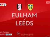 Fulham 2:0 Leeds United