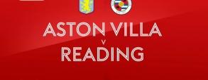 Aston Villa 3:0 Reading