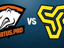 Virtus.pro 0:2 Space Soldiers