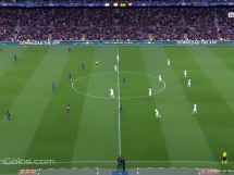 FC Barcelona 4:1 AS Roma