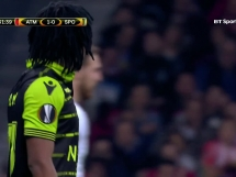 Atletico Madryt 2:0 Sporting Lizbona