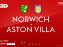 Norwich City 3:1 Aston Villa