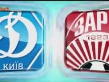 Dynamo Kijów 4:0 Zoria Ługańsk